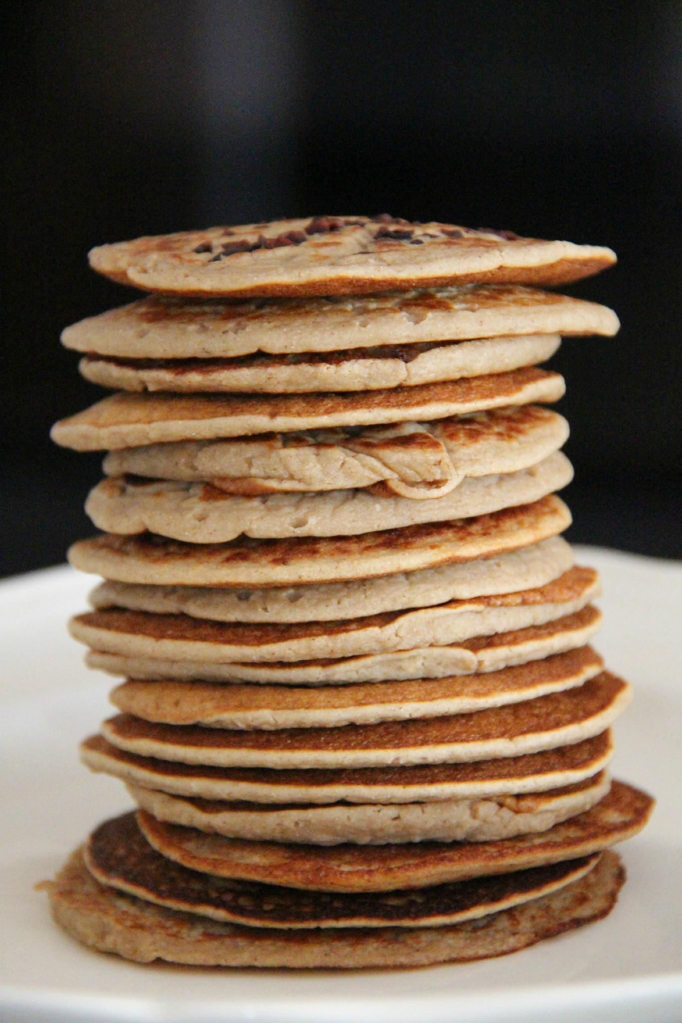 Banana Oat Pancake recipe-pancake recipe