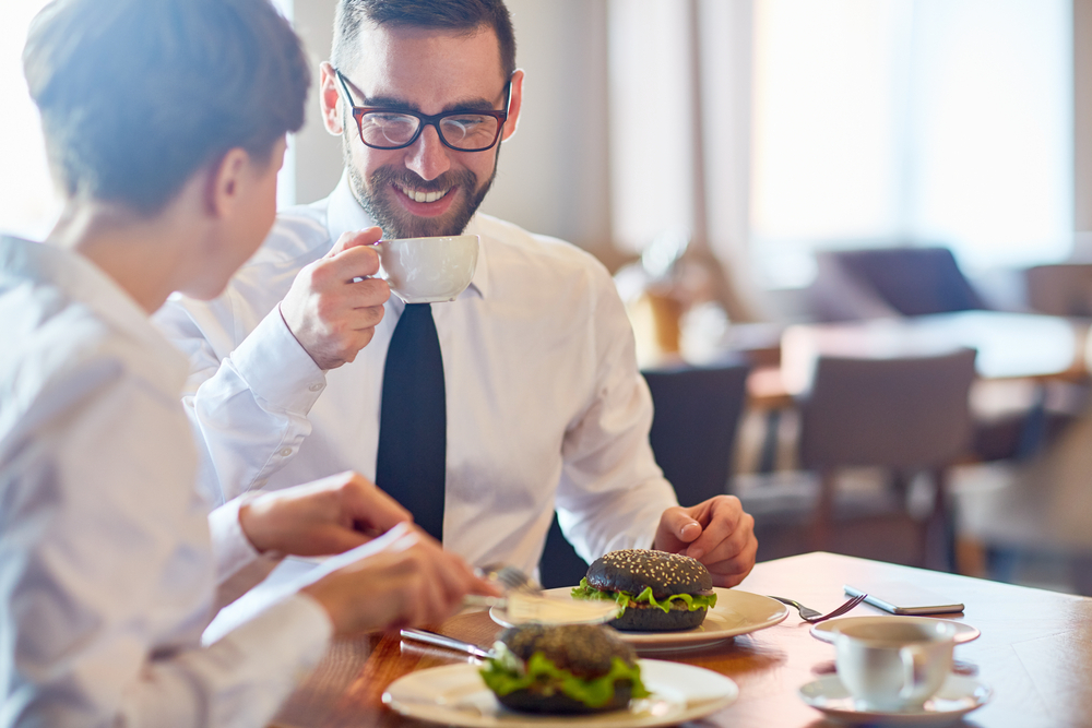Why You Should Never Skip Lunch