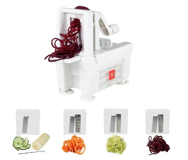 Paderno-World-Cuisine-4-Blade-Folding-Vegetable-Slicer