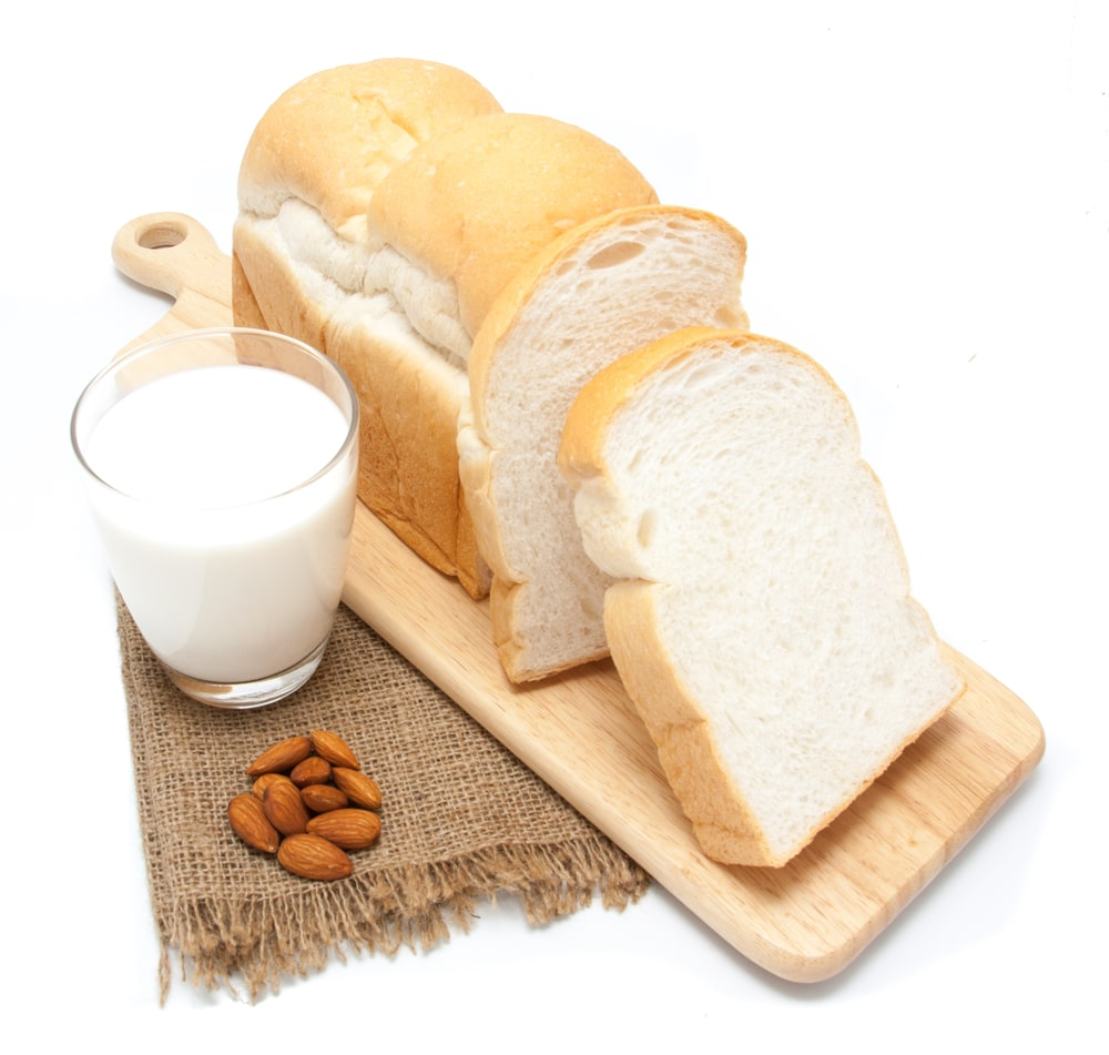 Almond Milk Bread recipe
